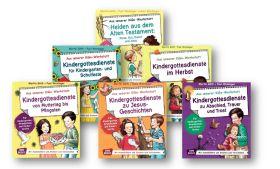Komplettset Kindergottesdienste aus der Kigowerkstatt