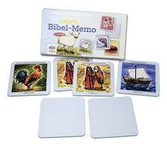 Memory: Mini-Bibel-Memo