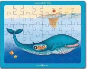 """Puzzle """"Jona und der Wal"""""""