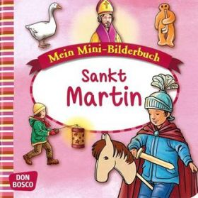Mein Mini-Bilderbuch Sankt Martin