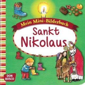 Mein Mini-Bilderbuch Sankt Nikolaus