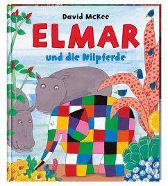 Elmar und die Nilpferde