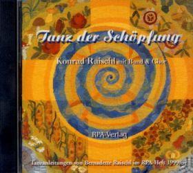 CD Raischl: Tanz der Schöpfung