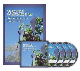 Kombipaket: Du und ich im bunten Jahr (Liederbuch + CD´s)