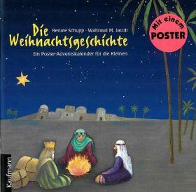 """Poster-Adventskalender """"Die Weihnachtsgeschichte"""""""