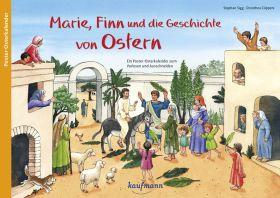 Marie, Fin und die Geschichte von Ostern