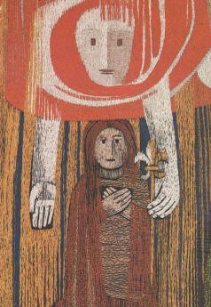 """Gebetskärtchen """"Der Engel des Herrn"""""""