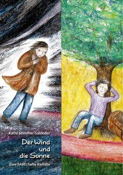 """Liedheft """"Der Wind und die Sonne"""""""