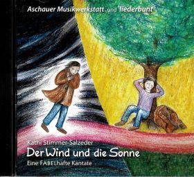 """CD """"Der Wind und die Sonne"""""""