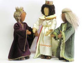 """Bibelfiguren """"Die heiligen drei Könige"""""""