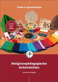Katalog: Tücher und Legematerialien