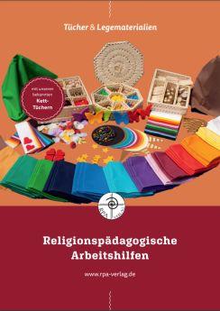Tücher & Legematerialien Katalog