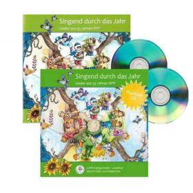 """CD-Set """"Singend durch das Jahr"""""""