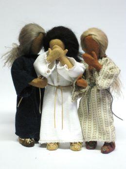 Bibelfiguren: Die weinenden Frauen