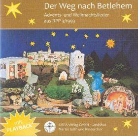 CD Der Weg nach Betlehem