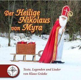 CD Der heilige Nikolaus von Myra