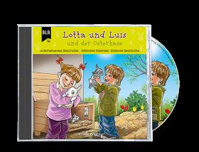 CD: Lotta und Luis und der Osterhase